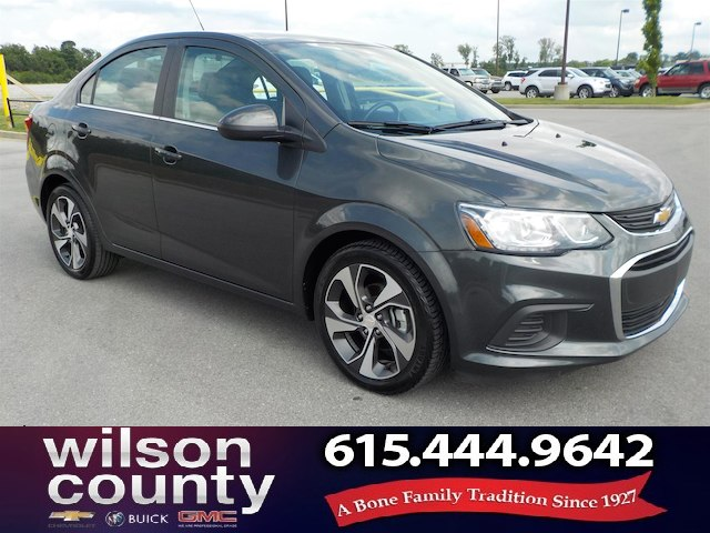 Pre-Owned 2017 Chevrolet Sonic Premier Auto