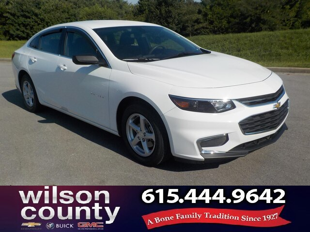 Certified Pre-Owned 2016 Chevrolet Malibu LS w/1LS