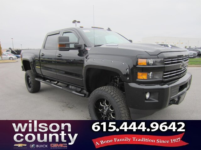 New 2019 Chevrolet Silverado 2500hd Lt With Navigation 4wd