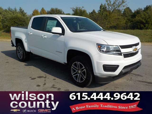 New 2020 Chevrolet Colorado Work Truck RWD 4D Crew Cab (CTP) $27,544