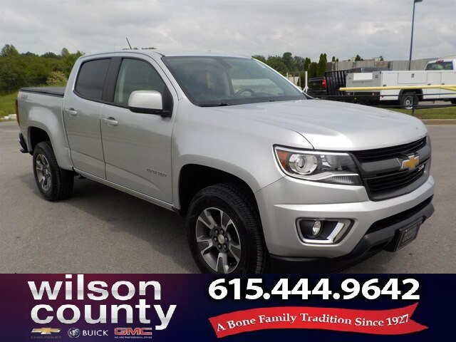 Certified Pre-Owned 2016 Chevrolet Colorado