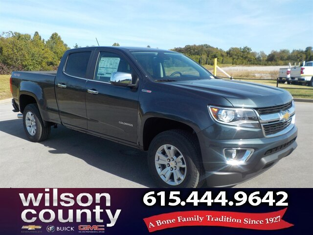 New 2019 Chevrolet Colorado LT 4WD $37,215