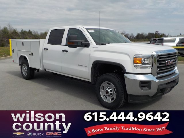 New 2018 gmc sierra 2500hd crew cab 4x4 6 0l monroe for Gmc motors near me