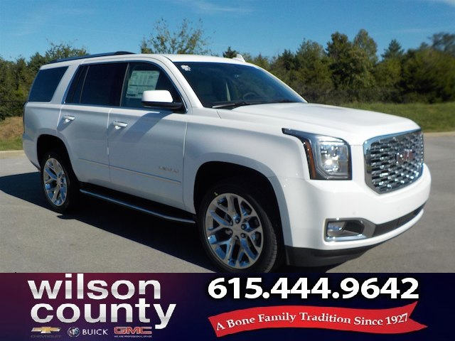 New 2019 Gmc Yukon Denali Suv In Lebanon 19g066 Wilson County