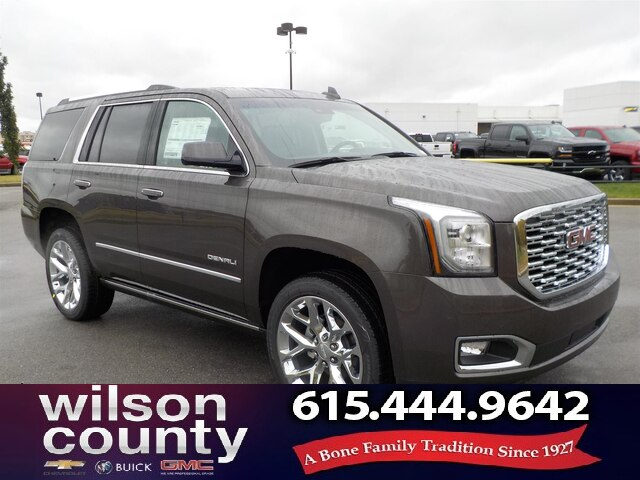 New 2019 GMC Yukon Denali Sold Pending