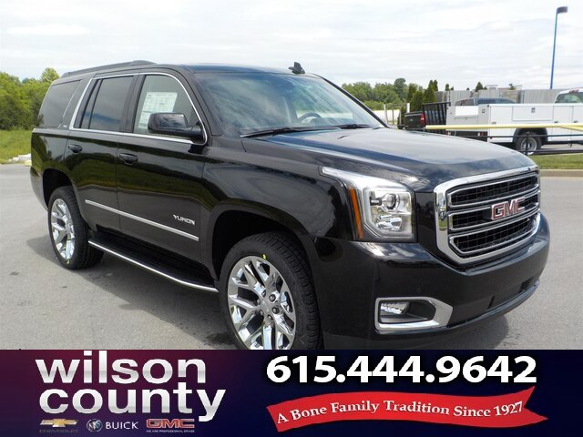 New 2019 GMC Yukon SLT 4WD (DEMO) $59,887