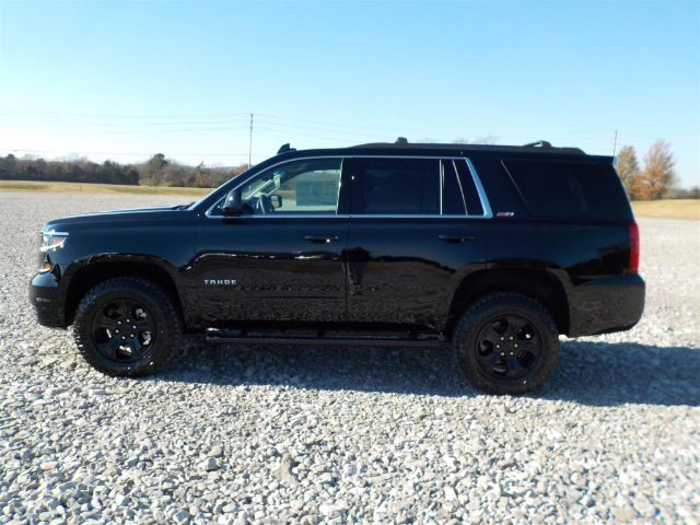 New 2018 Chevrolet Tahoe Lt Z71 4x4 Midnight Edition Suv