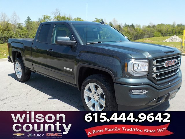 New 2018 GMC Sierra 1500 Double Cab Elevation Edition
