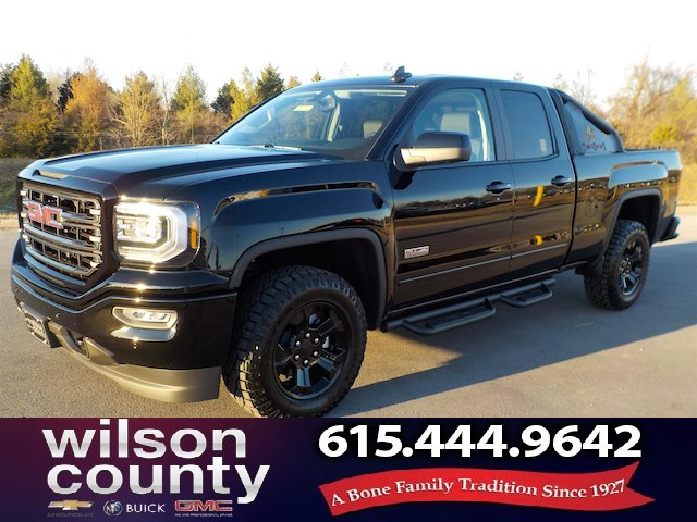 new 2017 gmc sierra 1500 double cab slt all terrain x package truck in lebanon 17g211 wilson. Black Bedroom Furniture Sets. Home Design Ideas