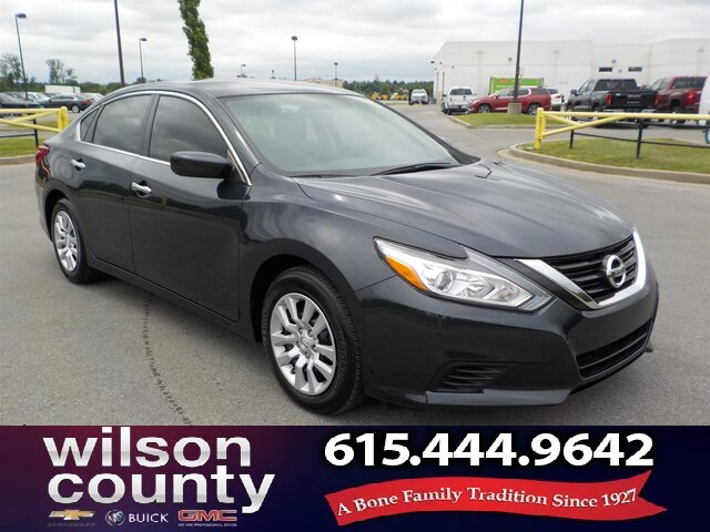 Pre-Owned 2017 Nissan Altima 2.5 S, Back-up Camera, Clean Carfax
