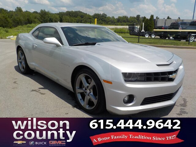 Pre-Owned 2013 Chevrolet Camaro 1SS