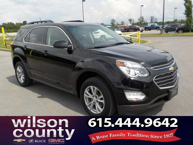 Pre-Owned 2017 Chevrolet Equinox 1LT, Alloys, Heated Seats