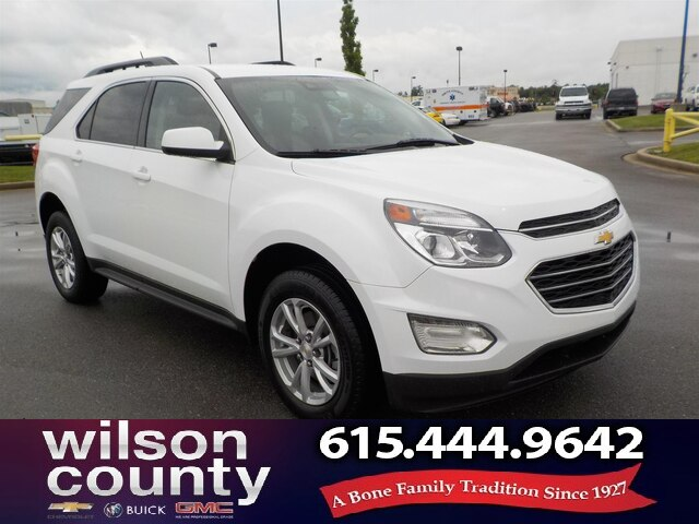 Pre-Owned 2017 Chevrolet Equinox LT, Alloys, AWD