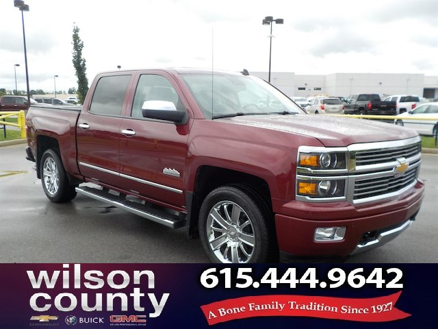 Pre Owned 2014 Chevrolet Silverado 1500 Crew Cab High Country 4x4 5.3L V8