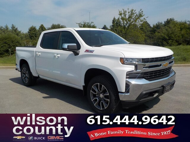 New 2019 Chevrolet Silverado 1500 LT 4WD (DEMO) $46,822