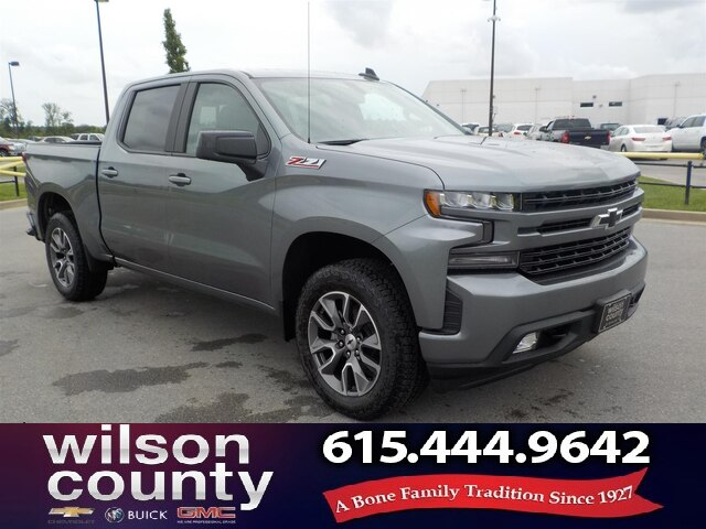 New 2019 Chevrolet Silverado 1500 RST 4WD (DEMO) $42,913