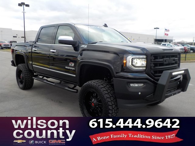New 2018 GMC Sierra 1500 SLT Rocky Ridge K2 lift truck ...