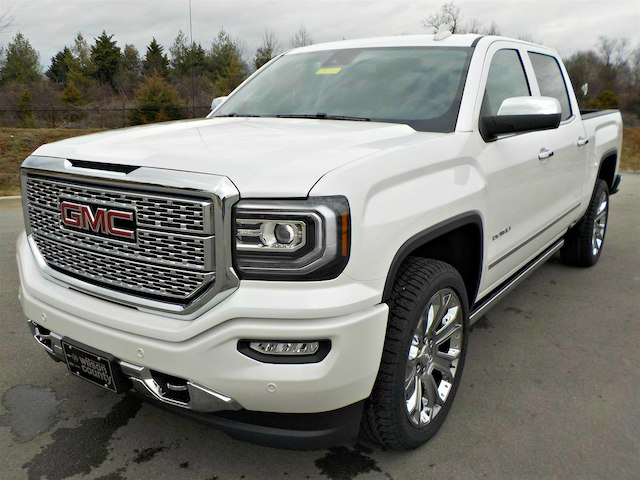 new 2017 gmc sierra 1500 crew cab 6 2l 4x4 denali ultimate demo deal truck in lebanon 17g165. Black Bedroom Furniture Sets. Home Design Ideas