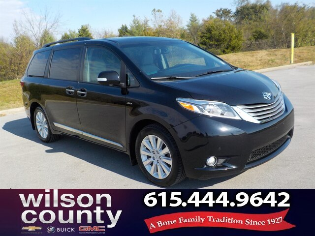 Pre-Owned 2016 Toyota Sienna Limited Premium 7 Passenger