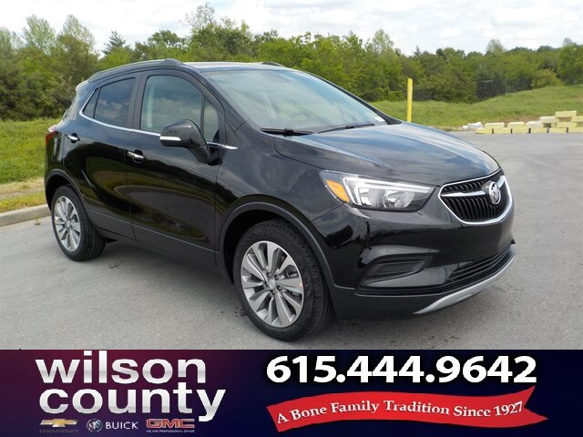 New 2019 Buick Encore Preferred FWD 4D Sport Utility (CTP) $26,115