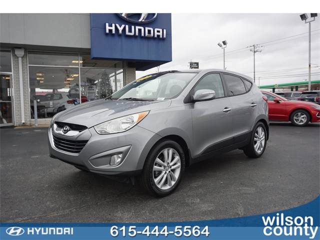 Pre-Owned 2010 Hyundai Tucson Limited