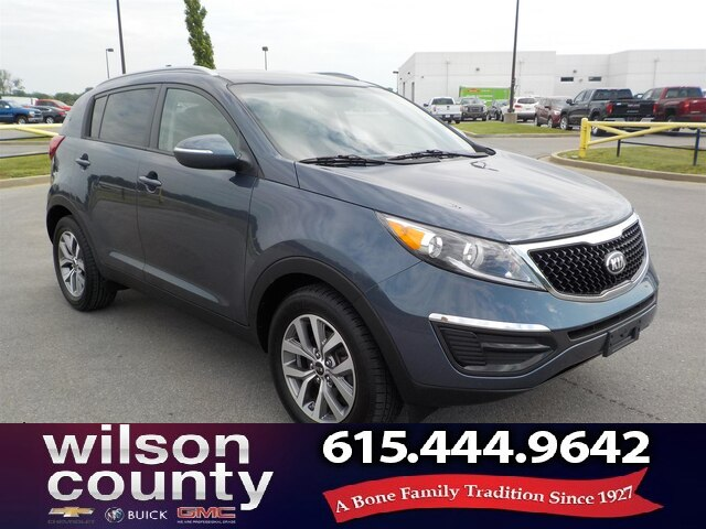Pre-Owned 2015 Kia Sportage LX,Alloys, Back-up Camera