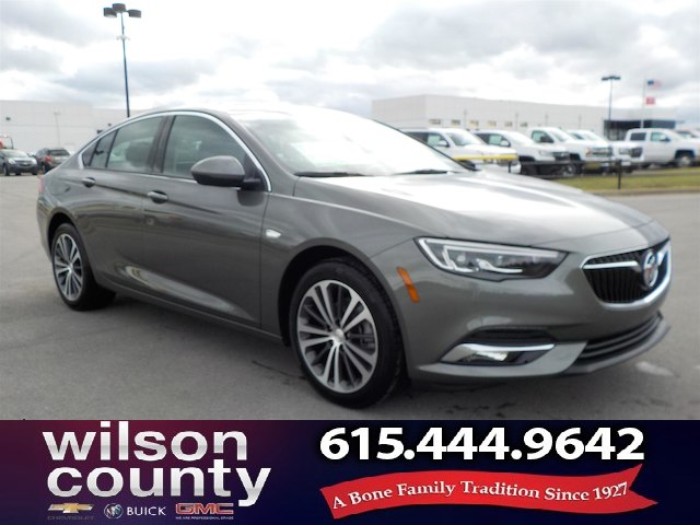 New 2018 Buick Regal Sportback Essence Fwd Demo Special Sedan In