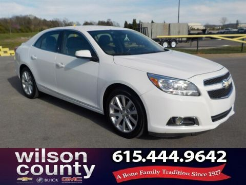 Pre-Owned 2013 Chevrolet Malibu 2LT AS-IS
