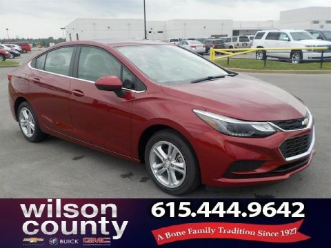 New 2018 Chevrolet Cruze LT Auto CTP Demo