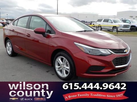 New 2018 Chevrolet Cruze LT Auto Demo Special