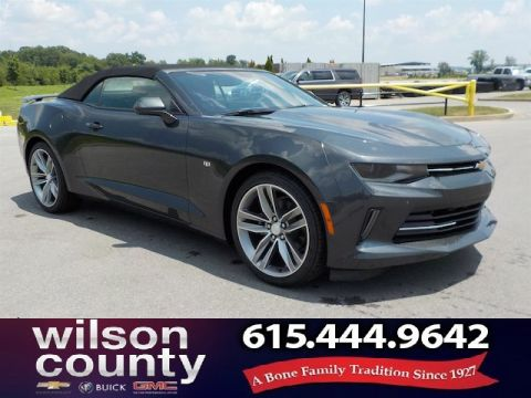 New 2018 Chevrolet Camaro 2LT RS Convertible