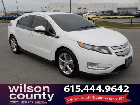 Pre-Owned 2015 Chevrolet Volt PREMIUM TRIM PKG SAFETY PKG #1