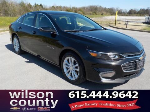 Pre-Owned 2018 Chevrolet Malibu LT, ! Owner , Clean Auto-Check, Alloys