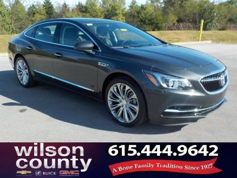 New 2017 Buick LaCrosse Essence Demo