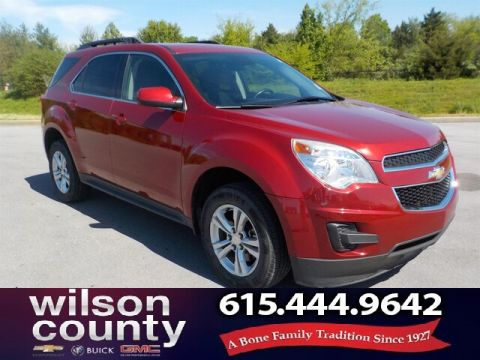 Pre-Owned 2014 Chevrolet Equinox LT, Alloys, Back-Up Camera