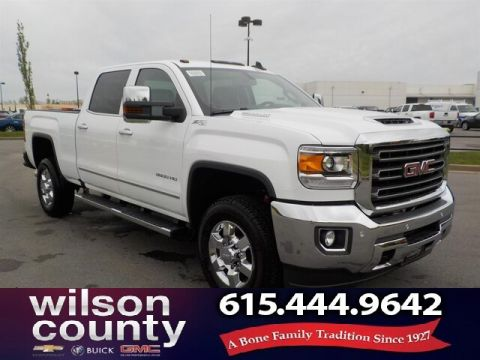 New 2019 GMC Sierra 3500HD SLT