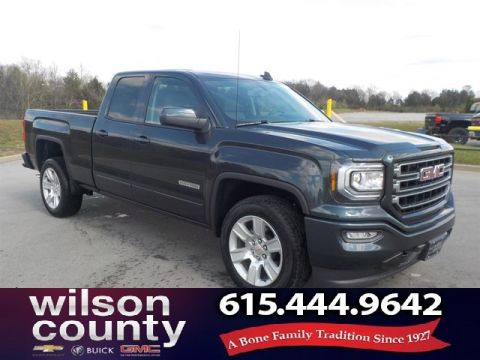 New 2018 GMC Sierra 1500 Double Cab 4x2 5.3L V8