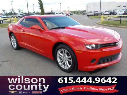 Pre-Owned 2014 Chevrolet Camaro LS w/2LS