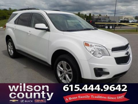 Pre-Owned 2015 Chevrolet Equinox 1LT, Alloys, Back-up Camera
