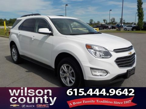 Pre-Owned 2017 Chevrolet Equinox LT, Heated Seats,Alloys, Back-Up Camera
