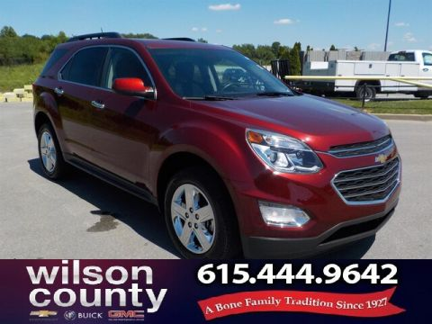 Pre-Owned 2016 Chevrolet Equinox LT, Chrome Wheels, Moonroof, Heated Seat Pk.