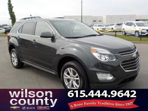 Pre-Owned 2017 Chevrolet Equinox LT,Aloys New Tires, Heated Seats