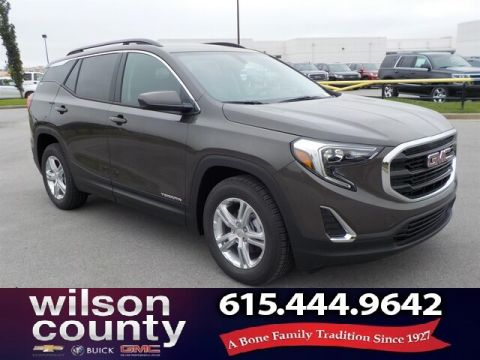 New 2019 GMC Terrain SLE CTP Demo