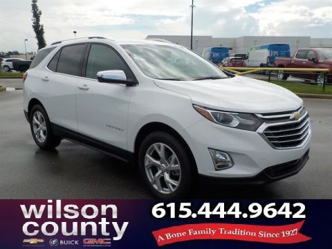 New 2019 Chevrolet Equinox Premier w/1LZ CTP Demo