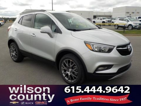 New 2019 Buick Encore Sport Touring CTP Demo