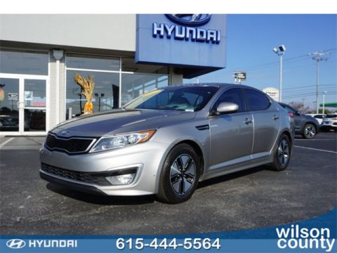 Pre-Owned 2013 Kia Optima Hybrid LX
