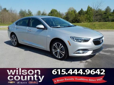 New 2018 Buick Regal Sportback Essence FWD Demo Special